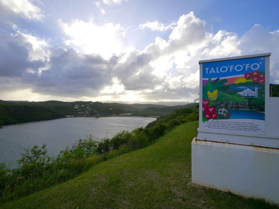 Talofofo Bay