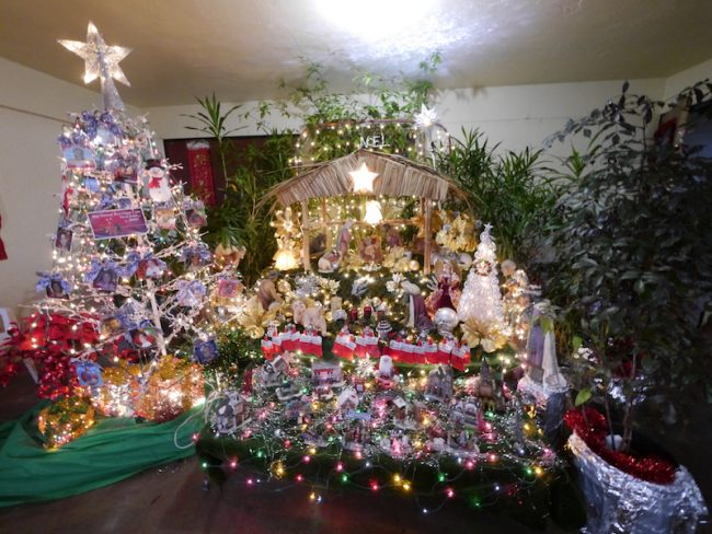 Christmas celebrations in Guam