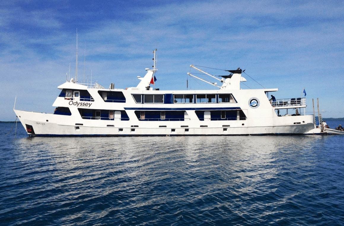 Odyssey Chuuk Live aboard