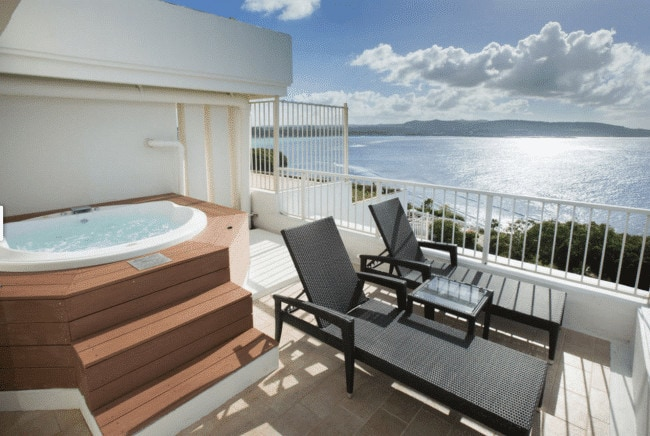 Sheraton Laguna Resort Guam