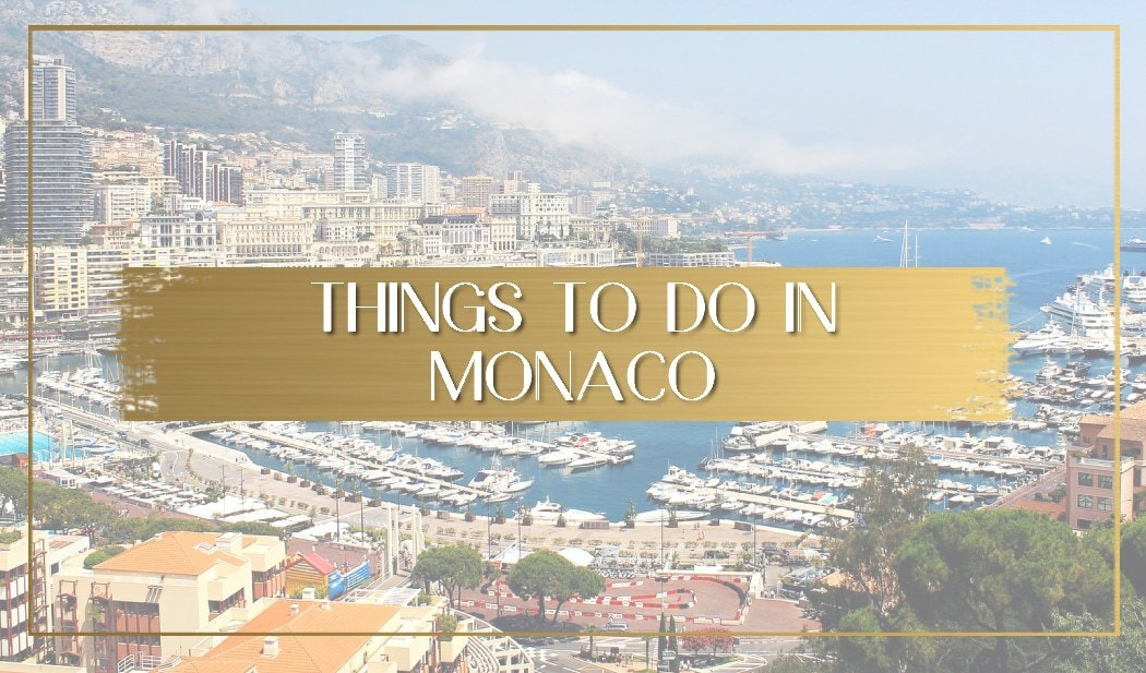 Things to do in Monaco main