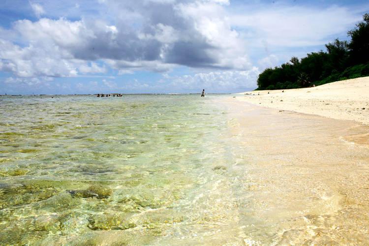 Ritidian Beach in Guam