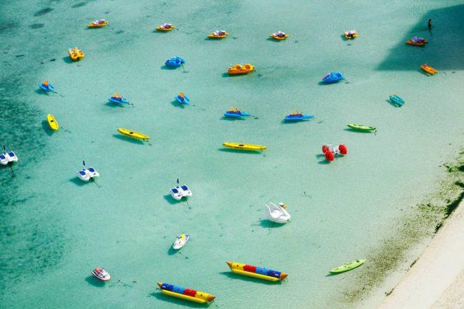Guam's water sports