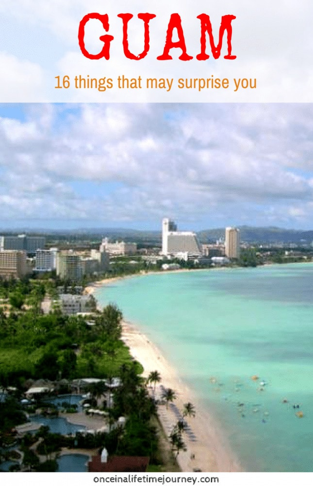 Facts about Guam