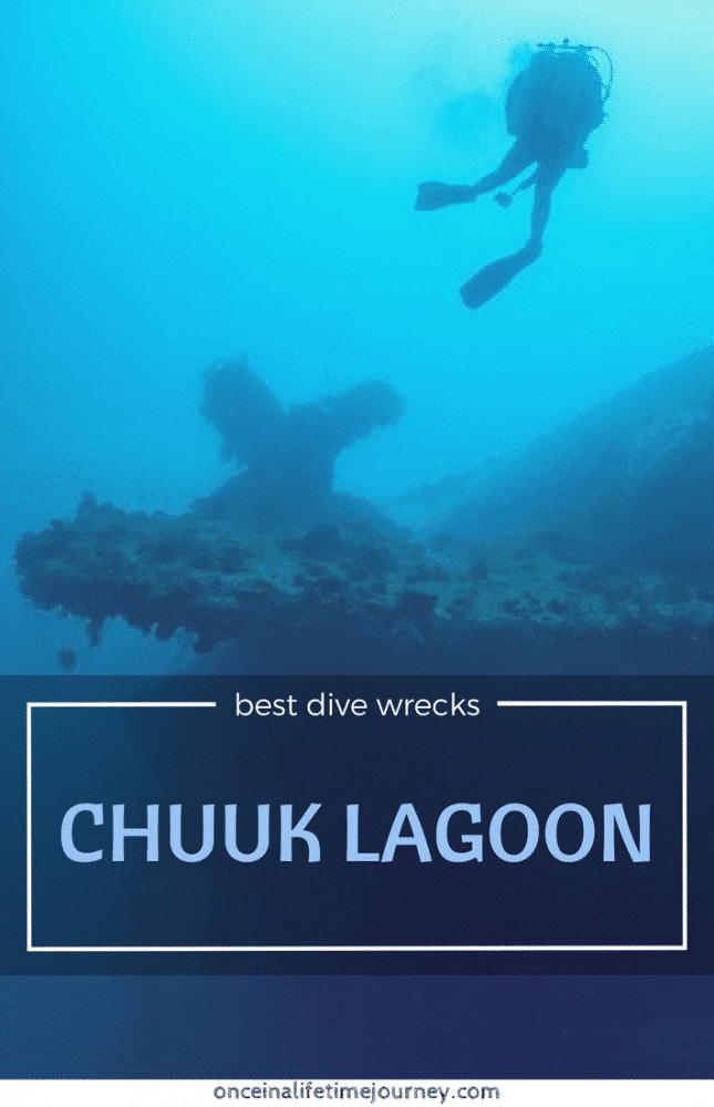 Diving chuuk