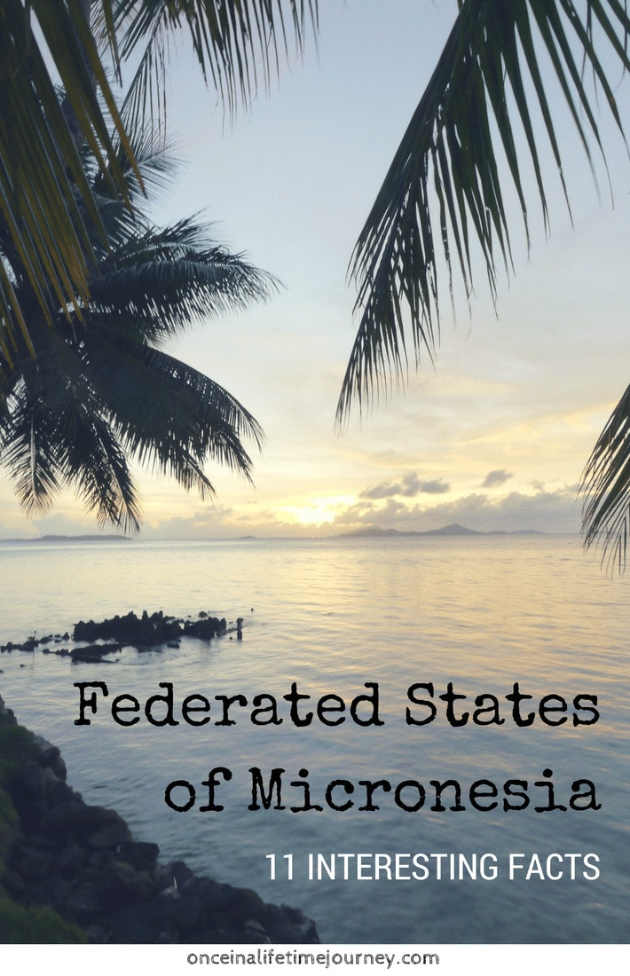 11 Interesting Facts About The Federated States Of Micronesia