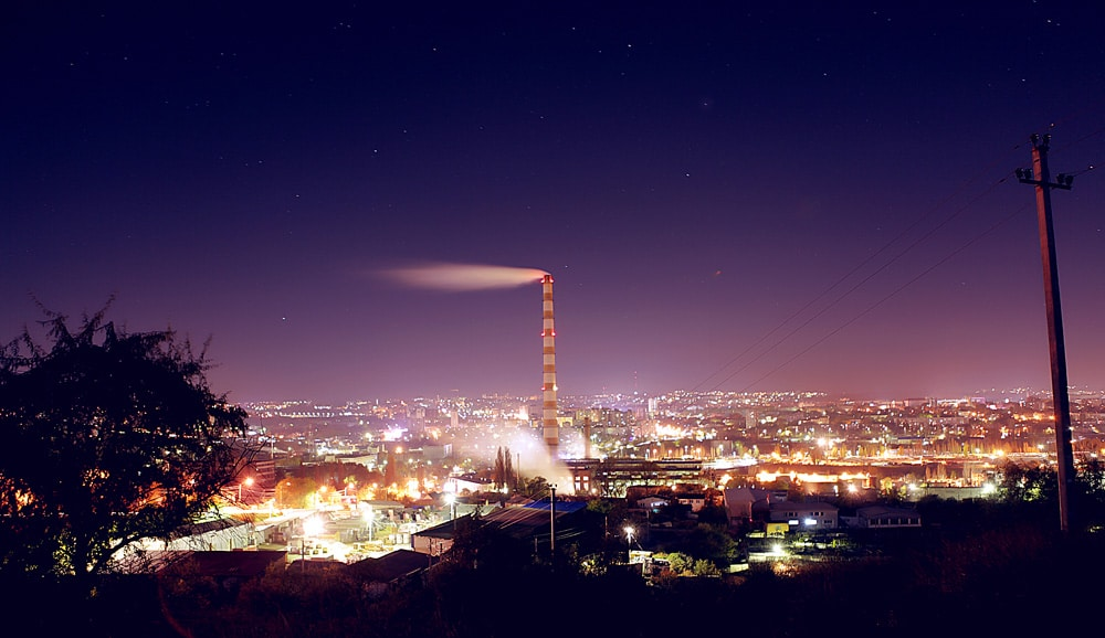 Moldova light tower