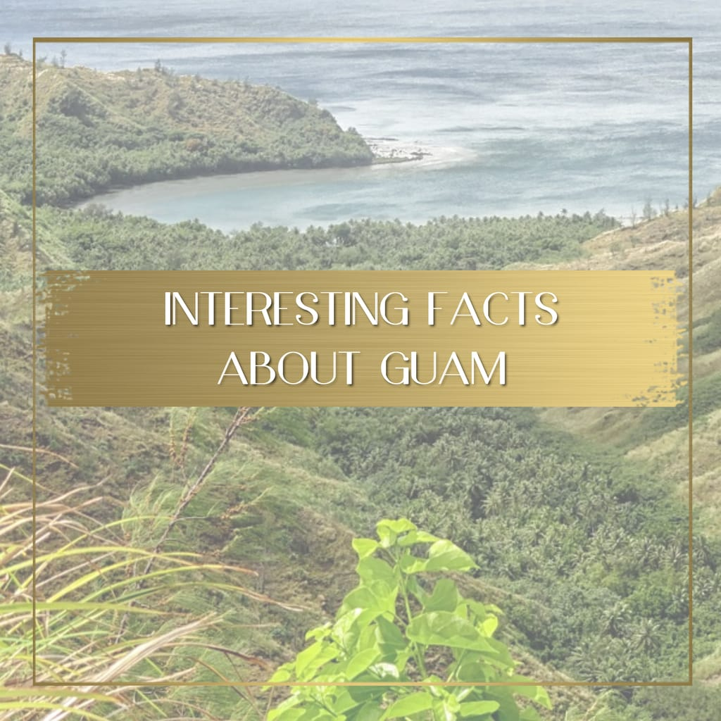Facts about Guam feature
