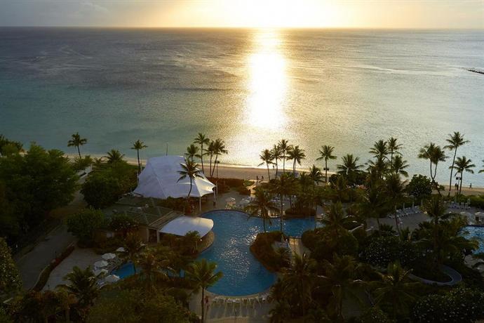 Hyatt Regency Guam at Sunset