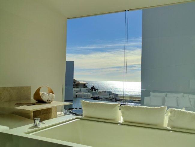 Mar Adentro room balcony
