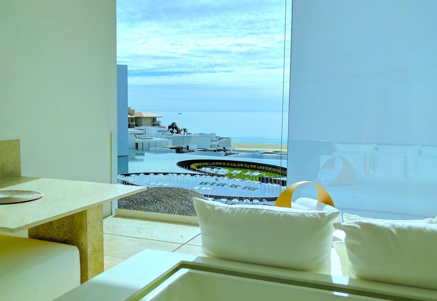 Mar Adentro Hotel room for the Guide to Los Cabos