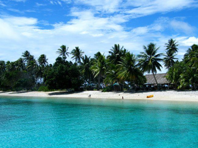 Marshall Islands beach