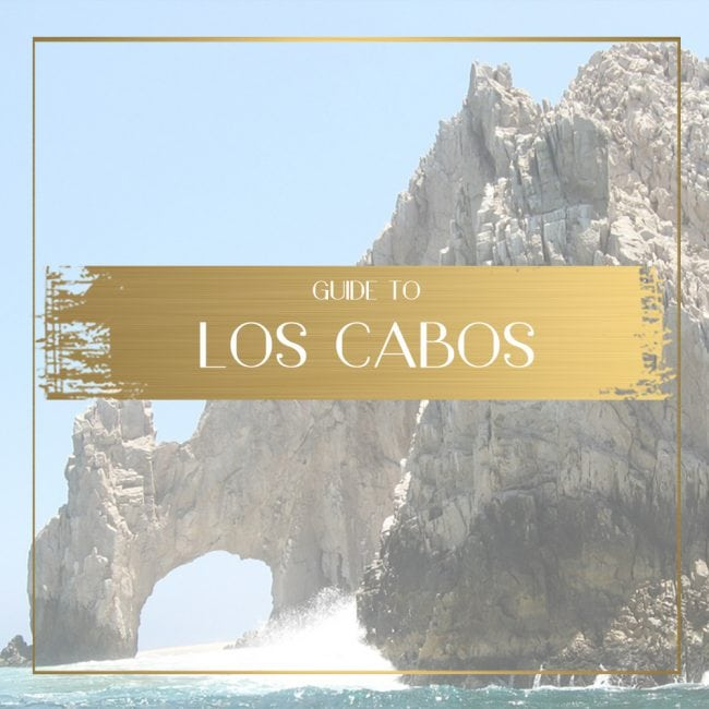 Guide to Los Cabos Feature