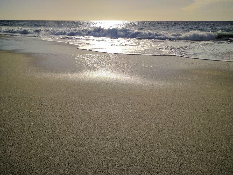 Baja California surf