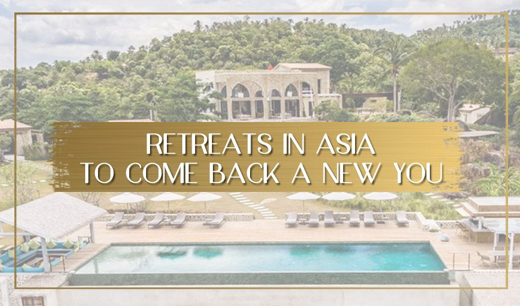 Retreats in Asia main