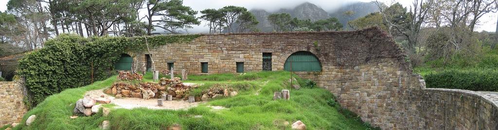 Groote Schuur Zoo