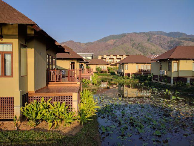 Villas at the Novotel
