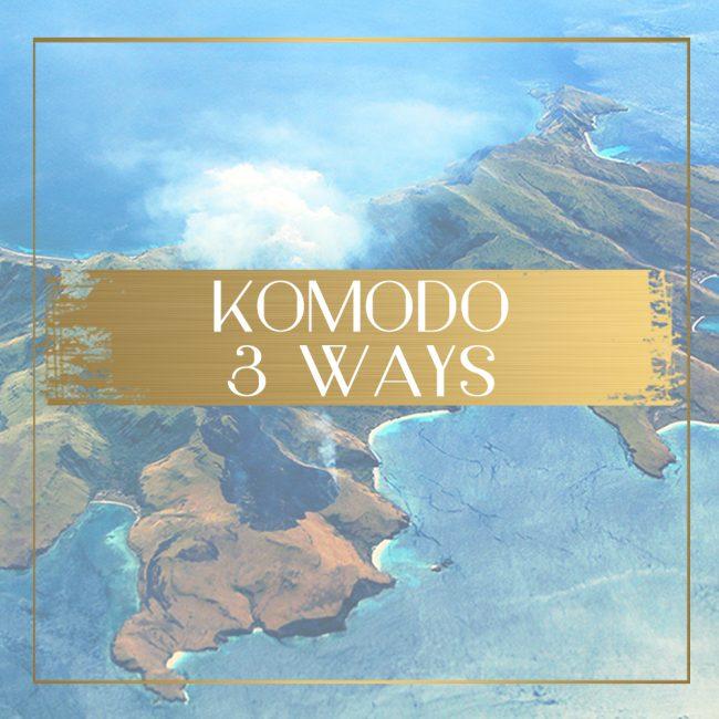 Komodo 3 ways Feature