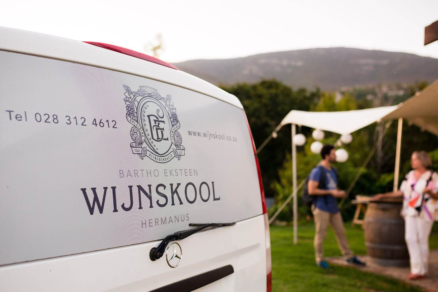 Wijnskool Car