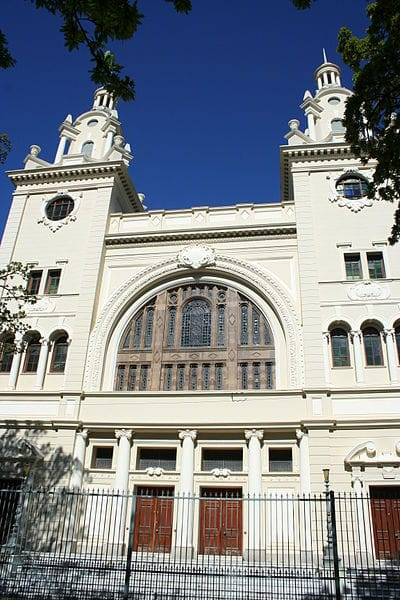 Synagogue Discott