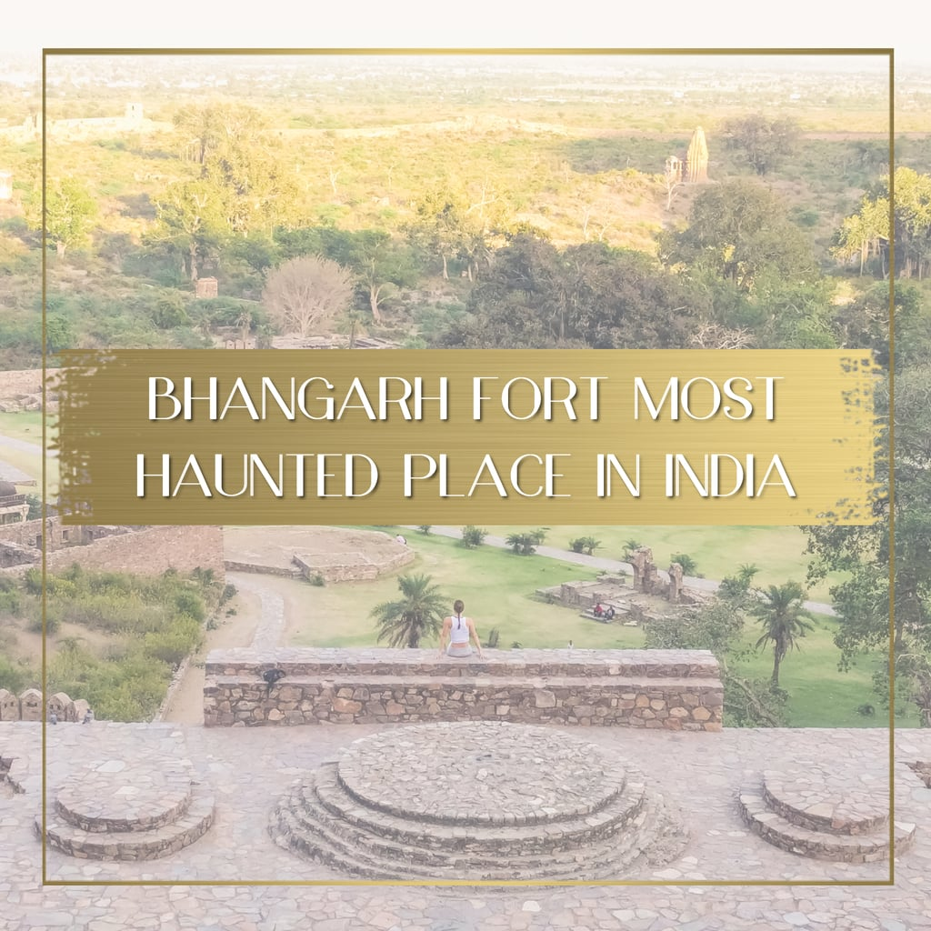 Bhangarh Fort India feature