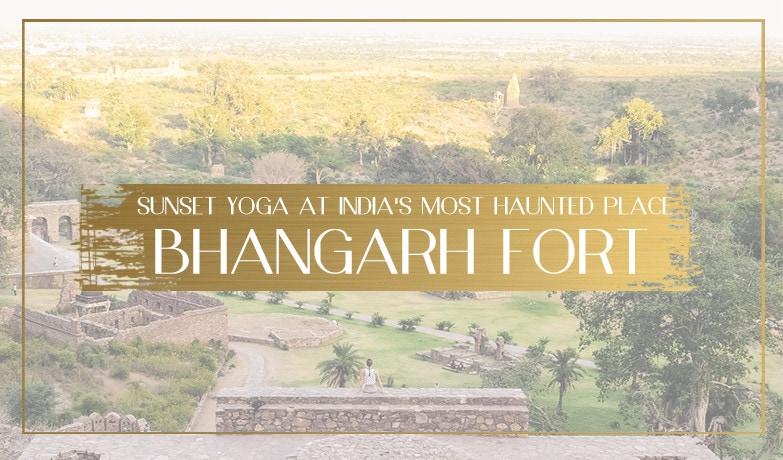 Bhangarh Fort Main