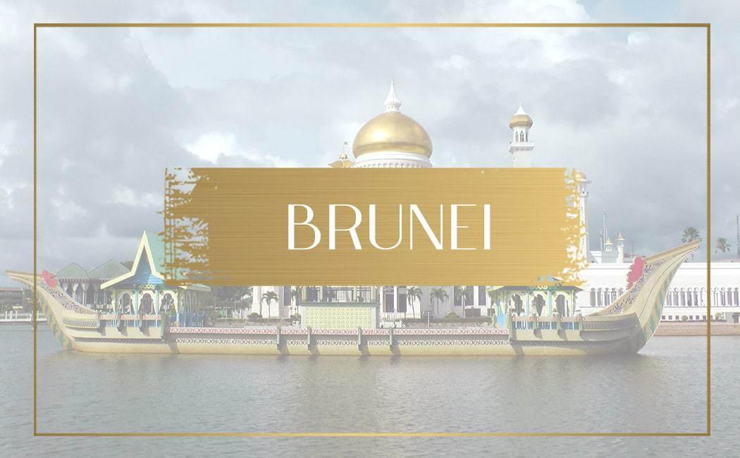 destination brunei