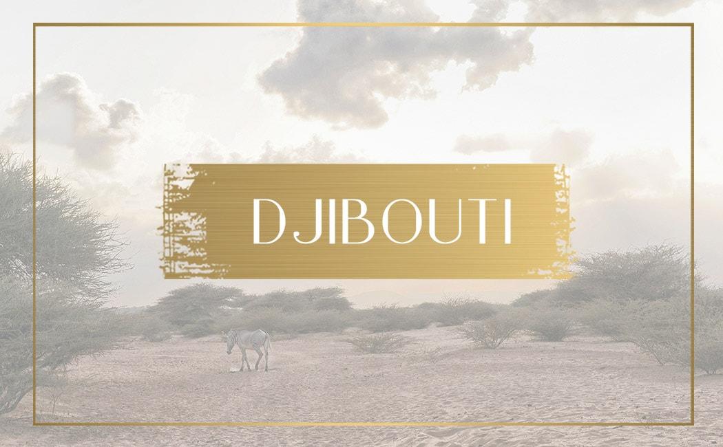 Destination Djibouti