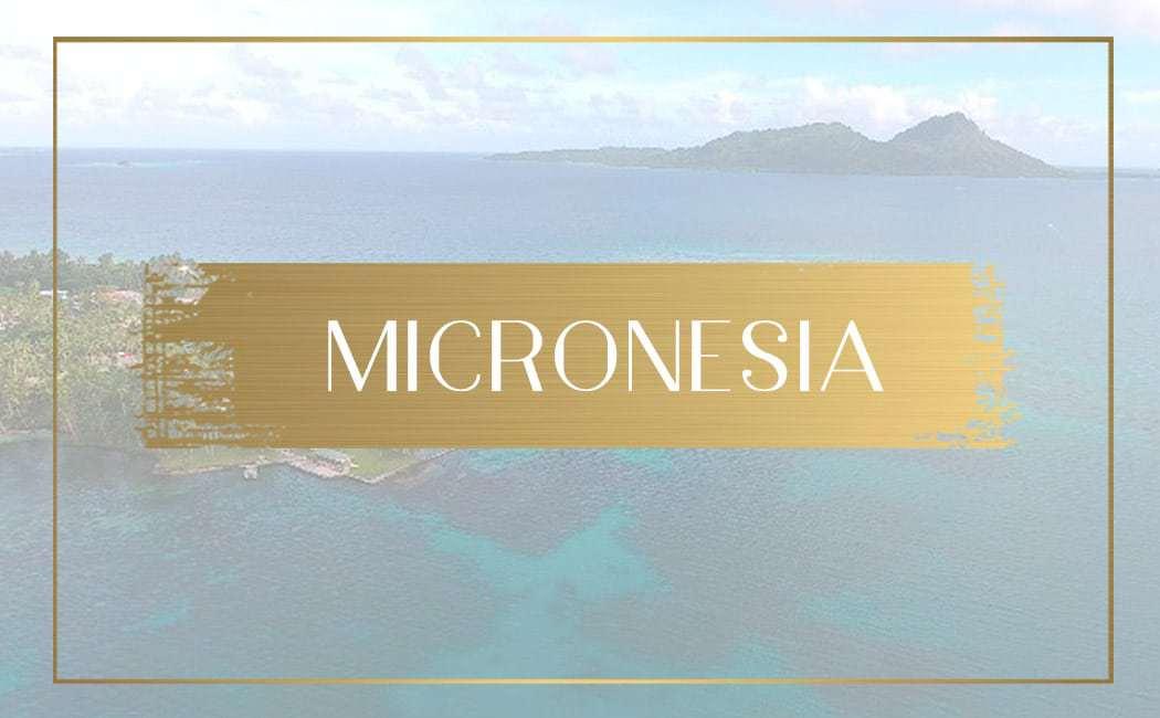 destination Micronesia