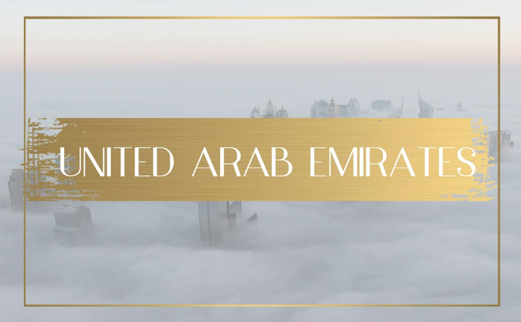 Destination United Arab Emirates