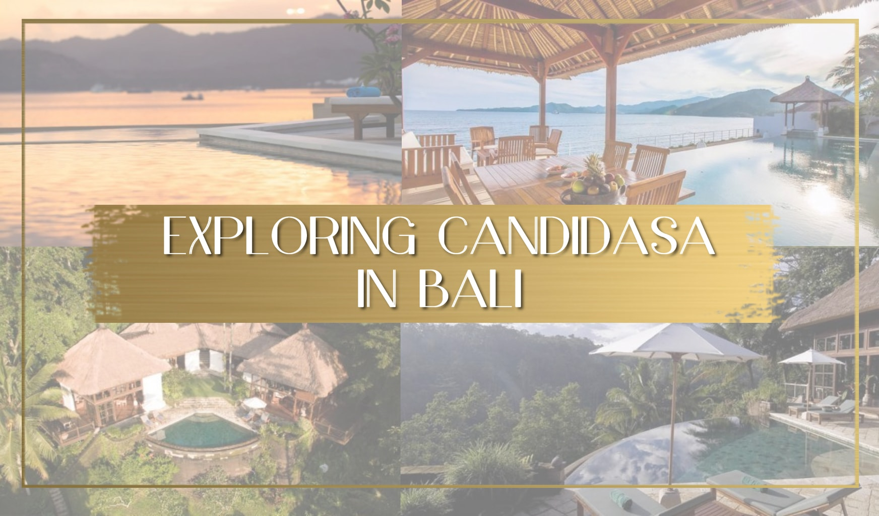 Guide to Candidasa in Bali main
