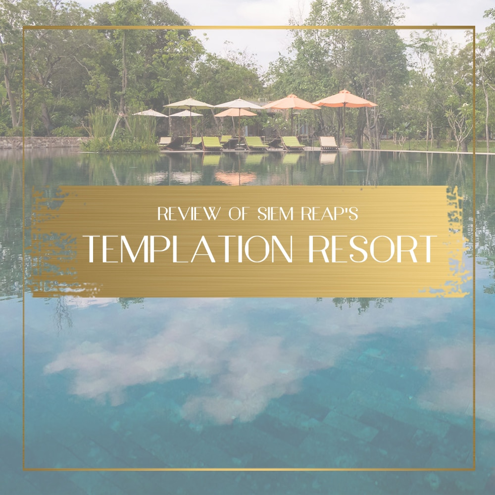 Review of Templation Siem Reap - the closest hotel to Angkor Wat