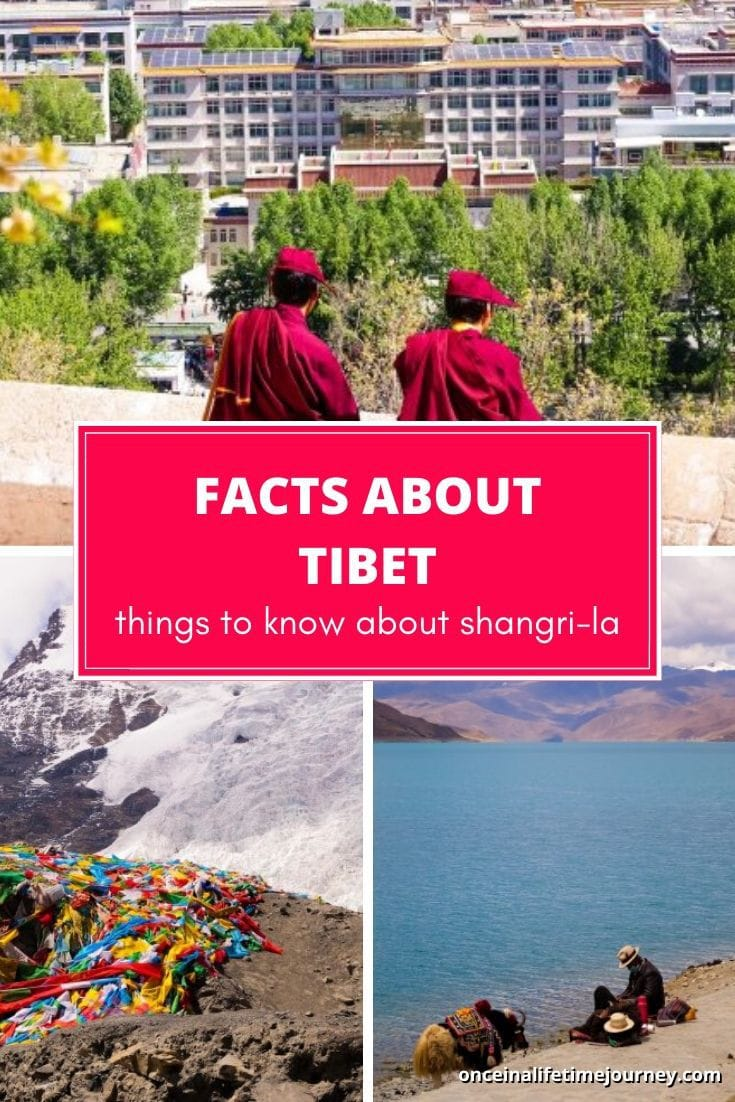 Interesting facts about Tibet
