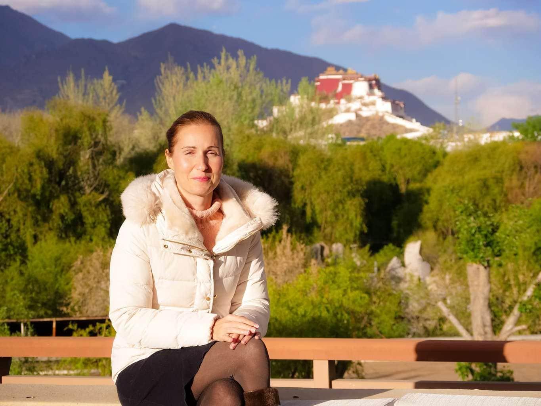 View of Potala