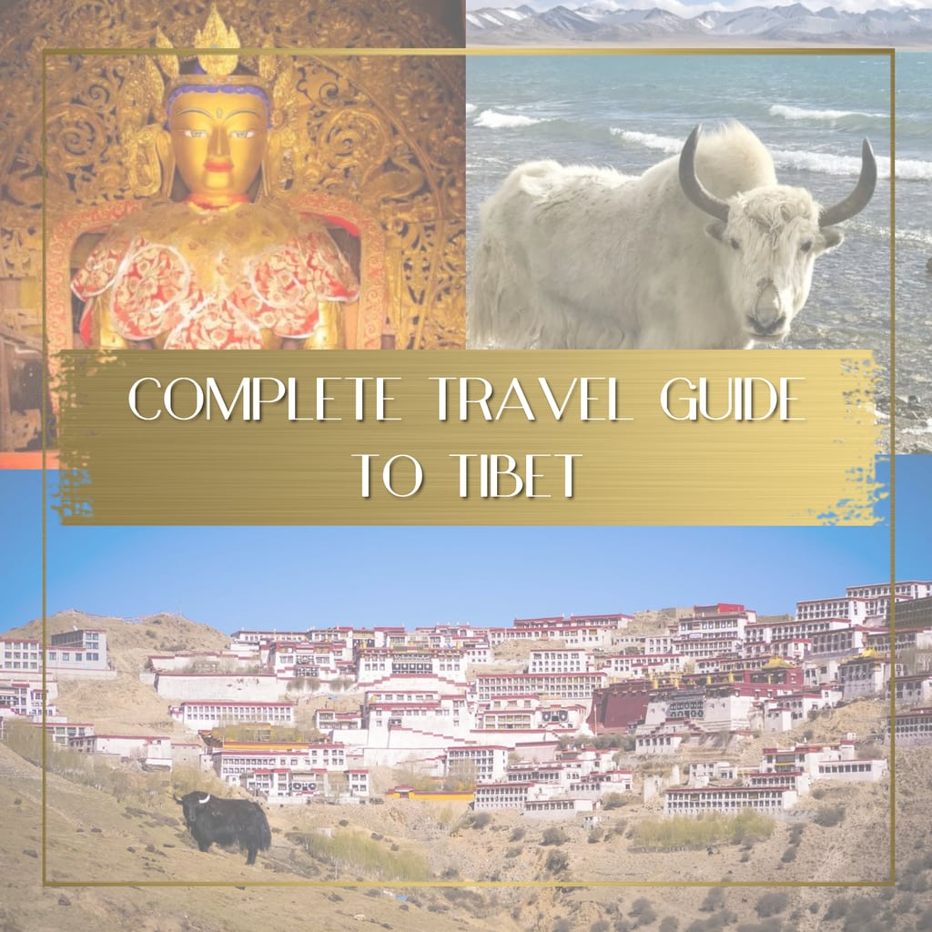 Travel Guide to Tibet feature