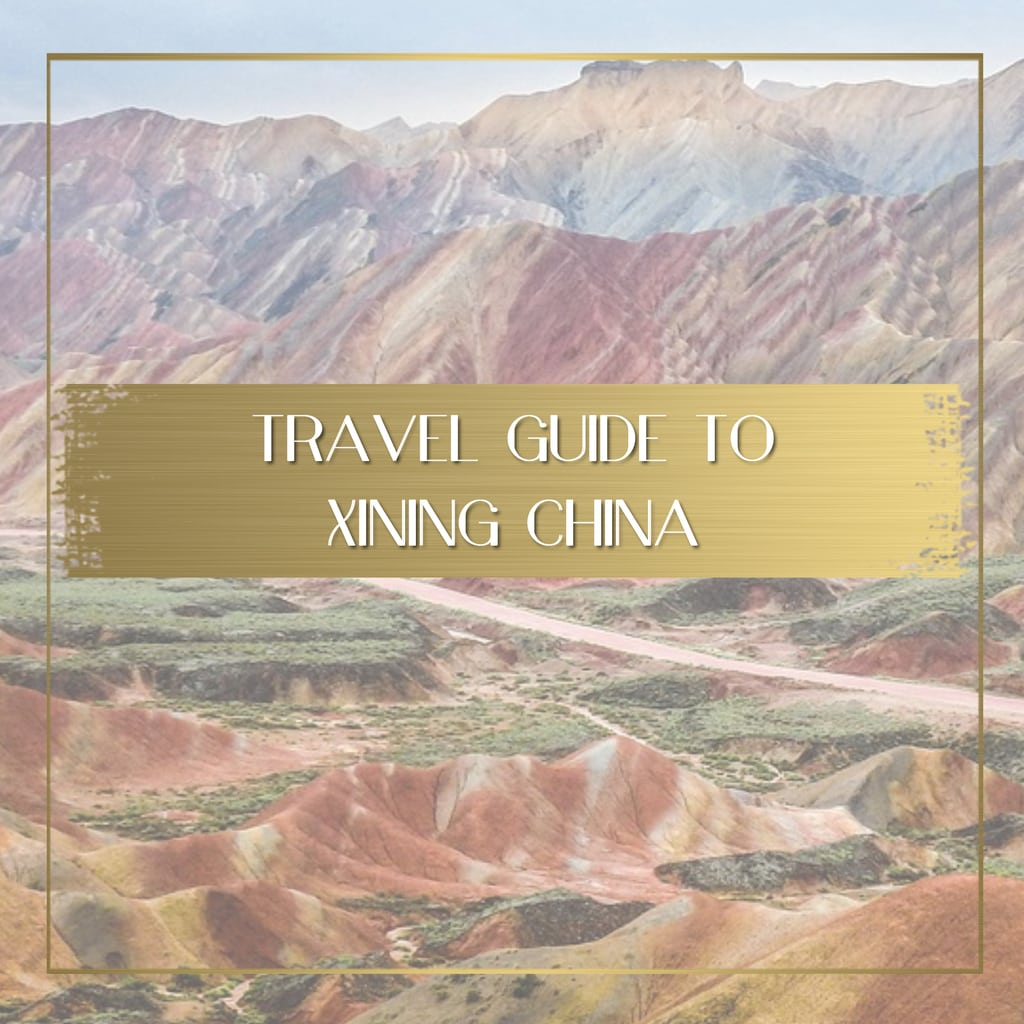 Travel guide to Xining China feature