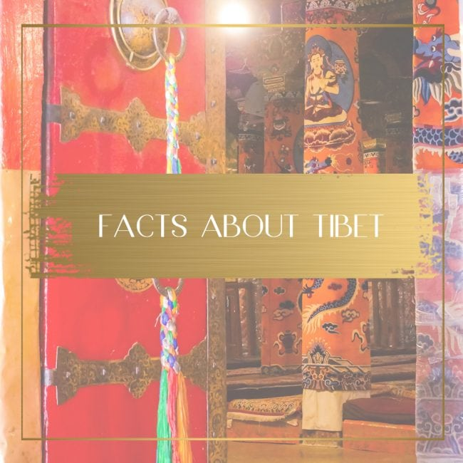 Tibet facts Feature