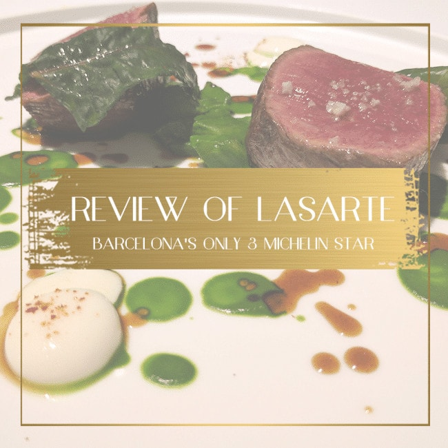 Review of Lasarte Feature