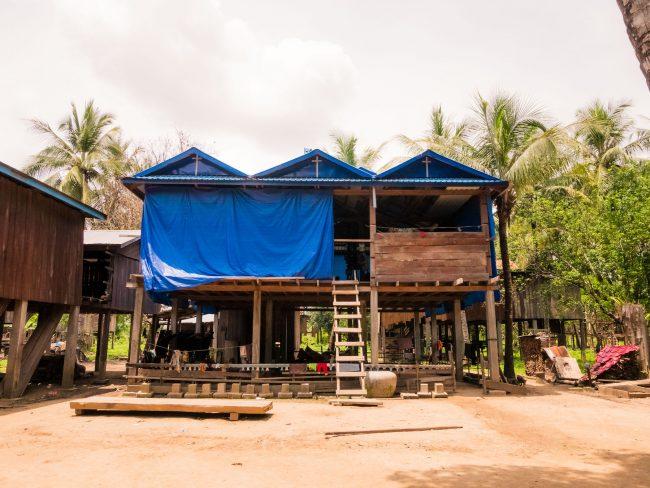 Katcha hut
