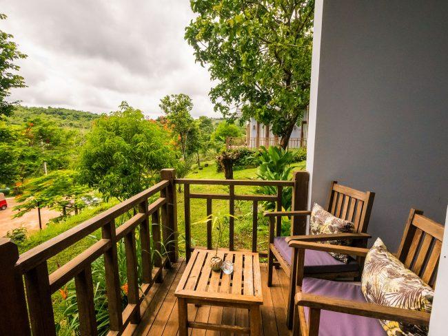 Mayura Hills Resort view
