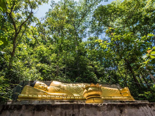 Buddha at Sambok