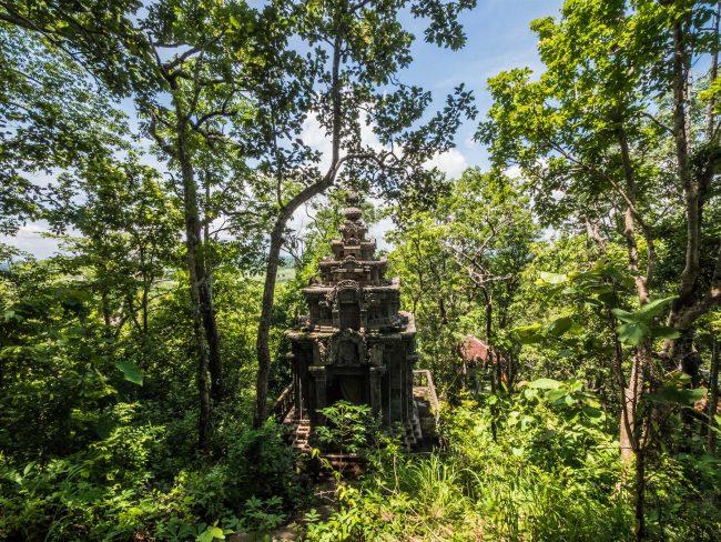 Temple at Sambok