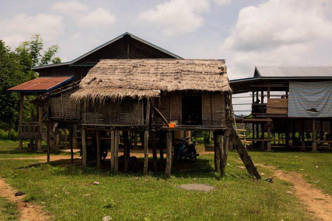 Traditional hut