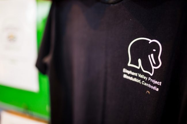 Elephant Valley Project t-shirt