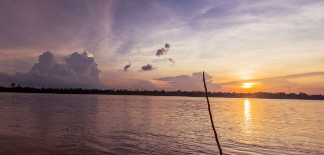 Koh Trong sunset
