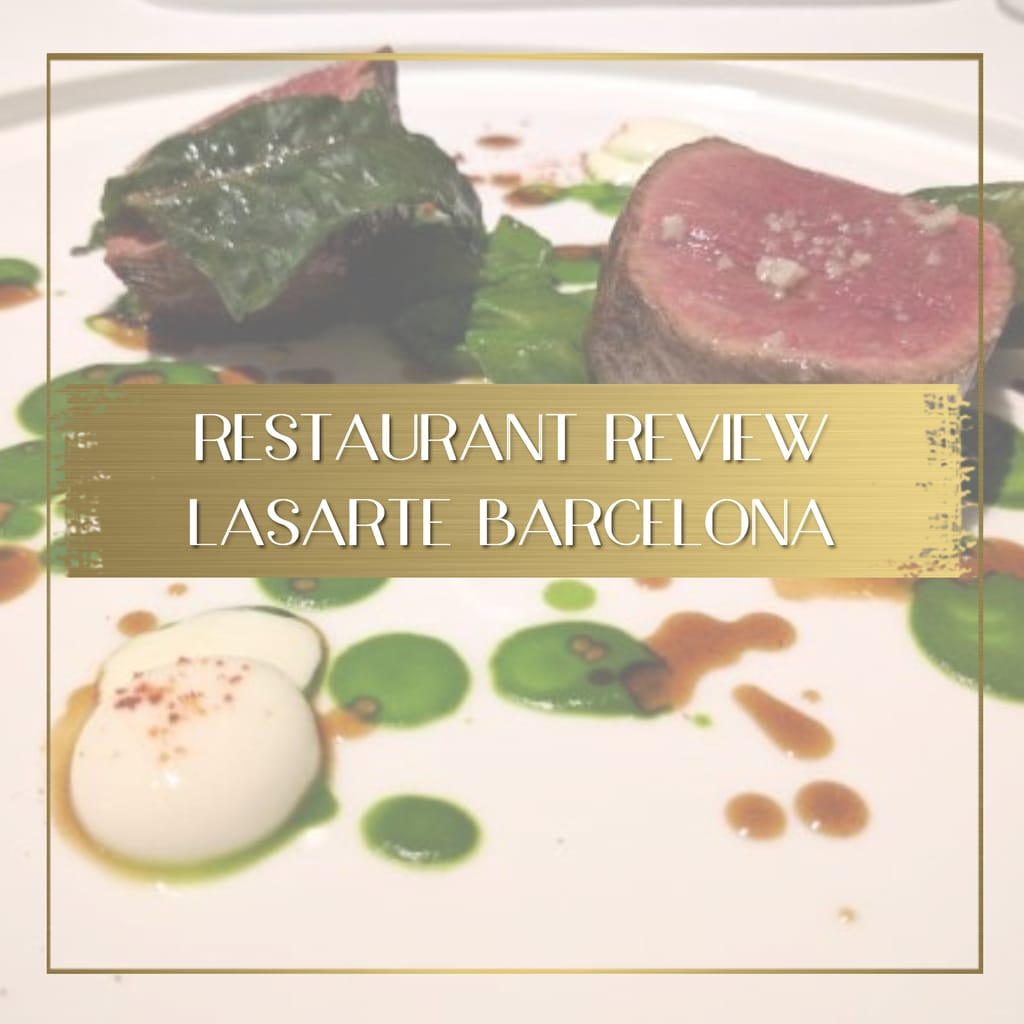 Review Lasarte Barcelona feature