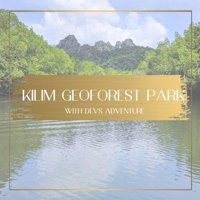 Kilim Geoforest Park Feature