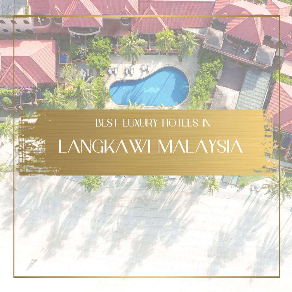 2017 Cvent S Top 100 Hotels In The United States: Best Luxury Hotels In Langkawi