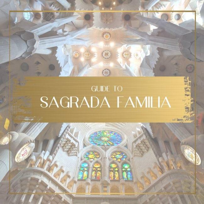 Sagrada Familia tickets Feature