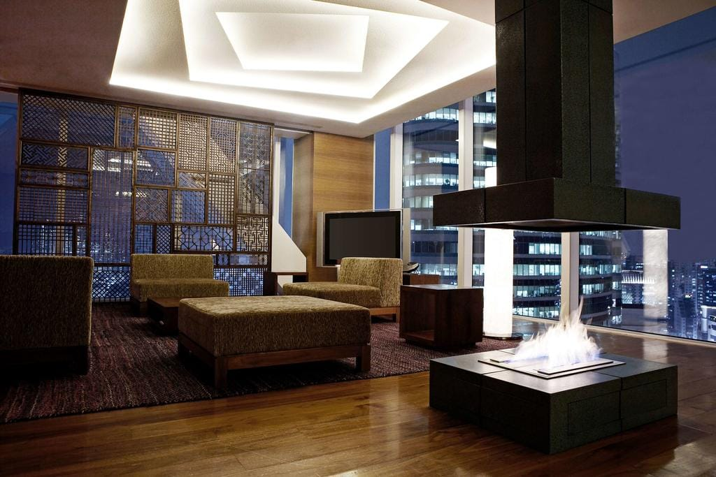 5 star hotels in Seoul Park Hyatt